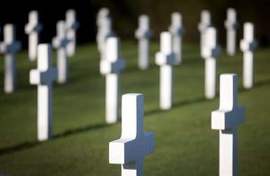American Cemetery Waregem