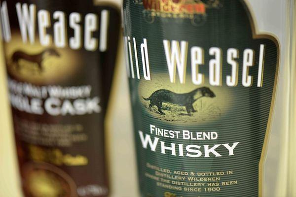 Wilderen whisky, Wild Weasel