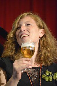 Cécile Delorme, Fier op ons bier
