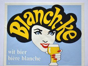 Belgian beer advertising