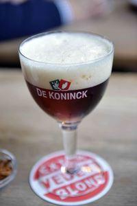 De Koninck beer