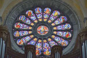 Doornik cathedral, Tournai