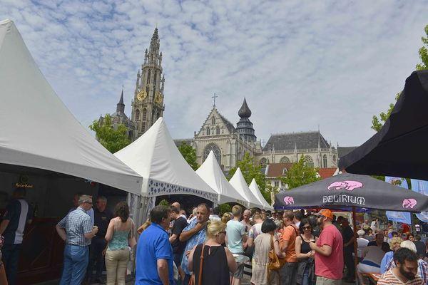 Bier Passie Weekend, Antwerp