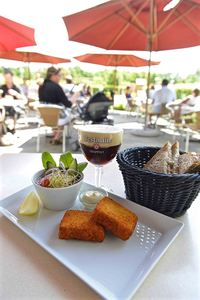 Westmalle dubbel, Westmalle cheese croquettes