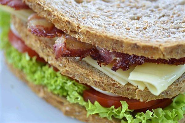 Westmalle trappist cheese sandwich