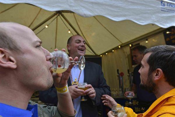 Marco Passarella of Brouwerij Sint Bernardus
