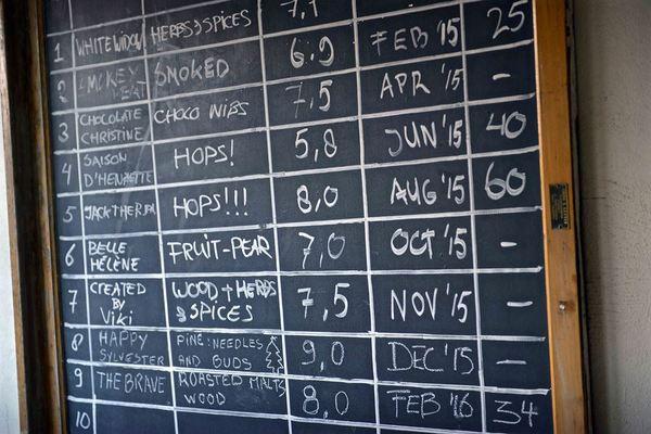 Arthur's Legacy beers, Brewery De Hoorn
