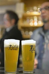 Rulles unfiltered pils by Brasserie Artisanale de Rulles