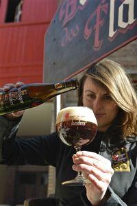 Bourgogne des Flandres brewery visit