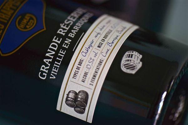 Chimay Bleue Grande Réserve Barrique - Oak aged Chimay Blue Cap
