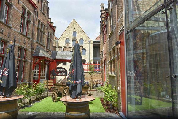 Bourgogne des Flandres beer is back in Bruges