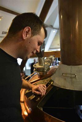 Brewing at Bourgogne des Flandres