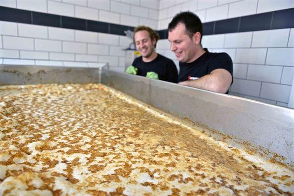 Open fermentation - Bourgogne des Flandres, Bruges