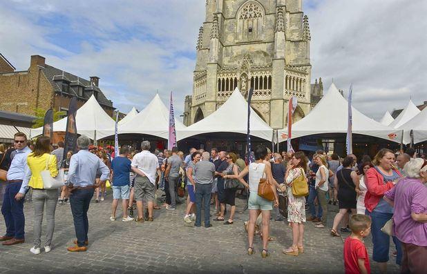 Ambierorix, Tongeren beer festival