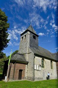 Vichte, Oude kerk