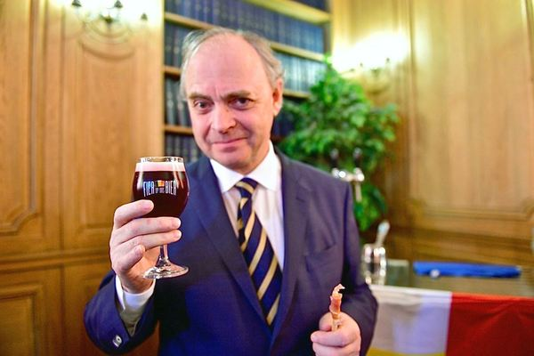 Belgian beer culture recognised by UNESCO as Intangible Cultural Heritage, Frank Boon