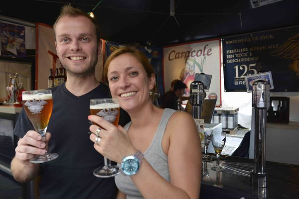 Belgian Beer Weekend 2014, De Ryck