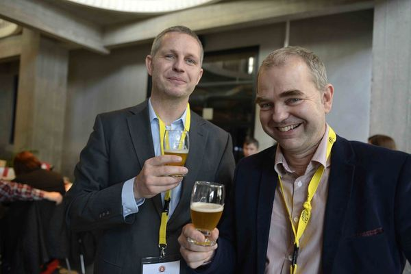 Brussels Beer Challenge 2014, Luc de Raedemaecker
