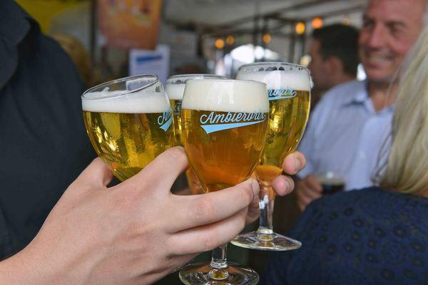 Ambierorix beer festival, Tongeren