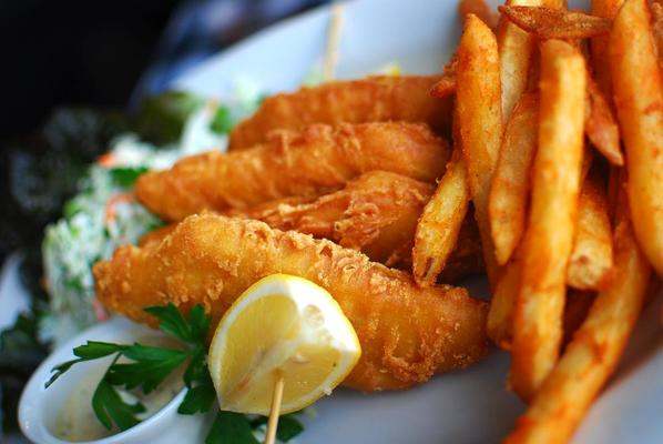 beer battered Dover sole recipe