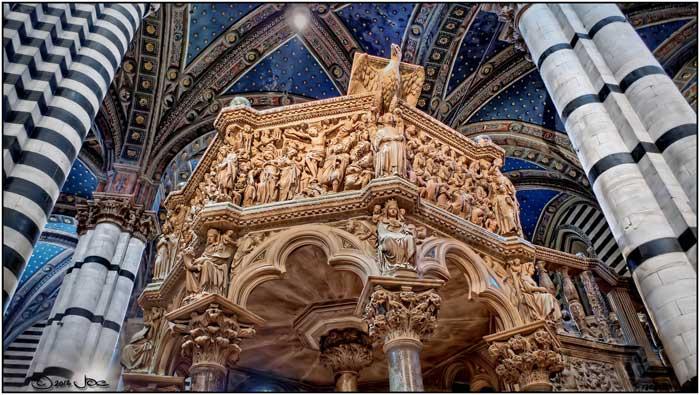Pisano Pupit, Duomo of Siena