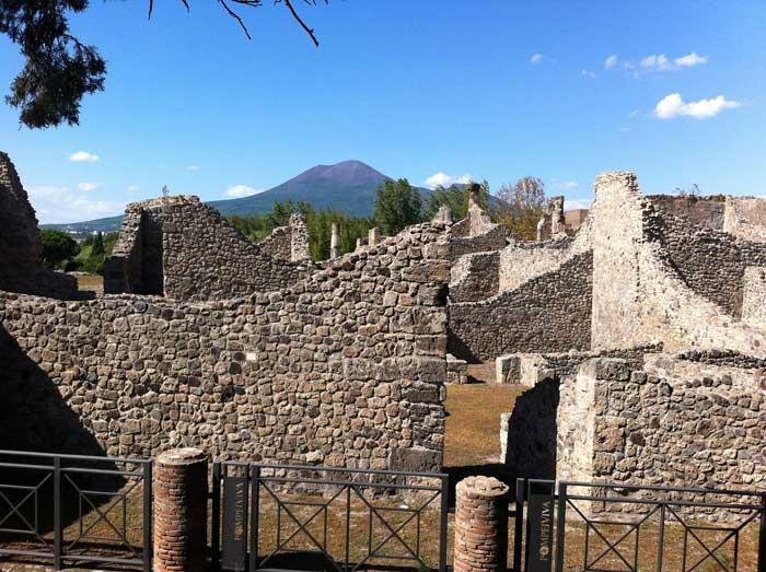 Ruins of Ancient Pompeii