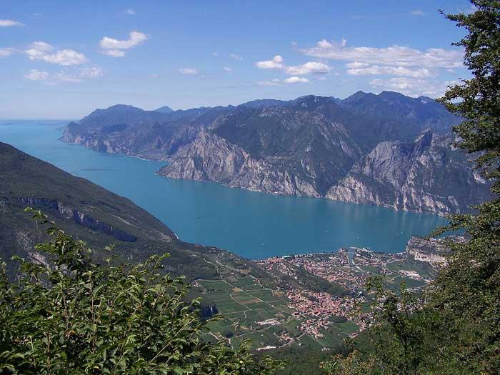 North of Lake Garda, Nago–Torbole, Trentino