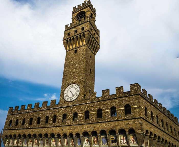 Torre d'Arnolfo, Palazzo Vecchio, Florence