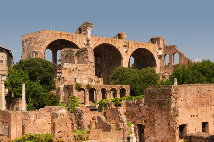 Basilica of Constantine and Maxentius