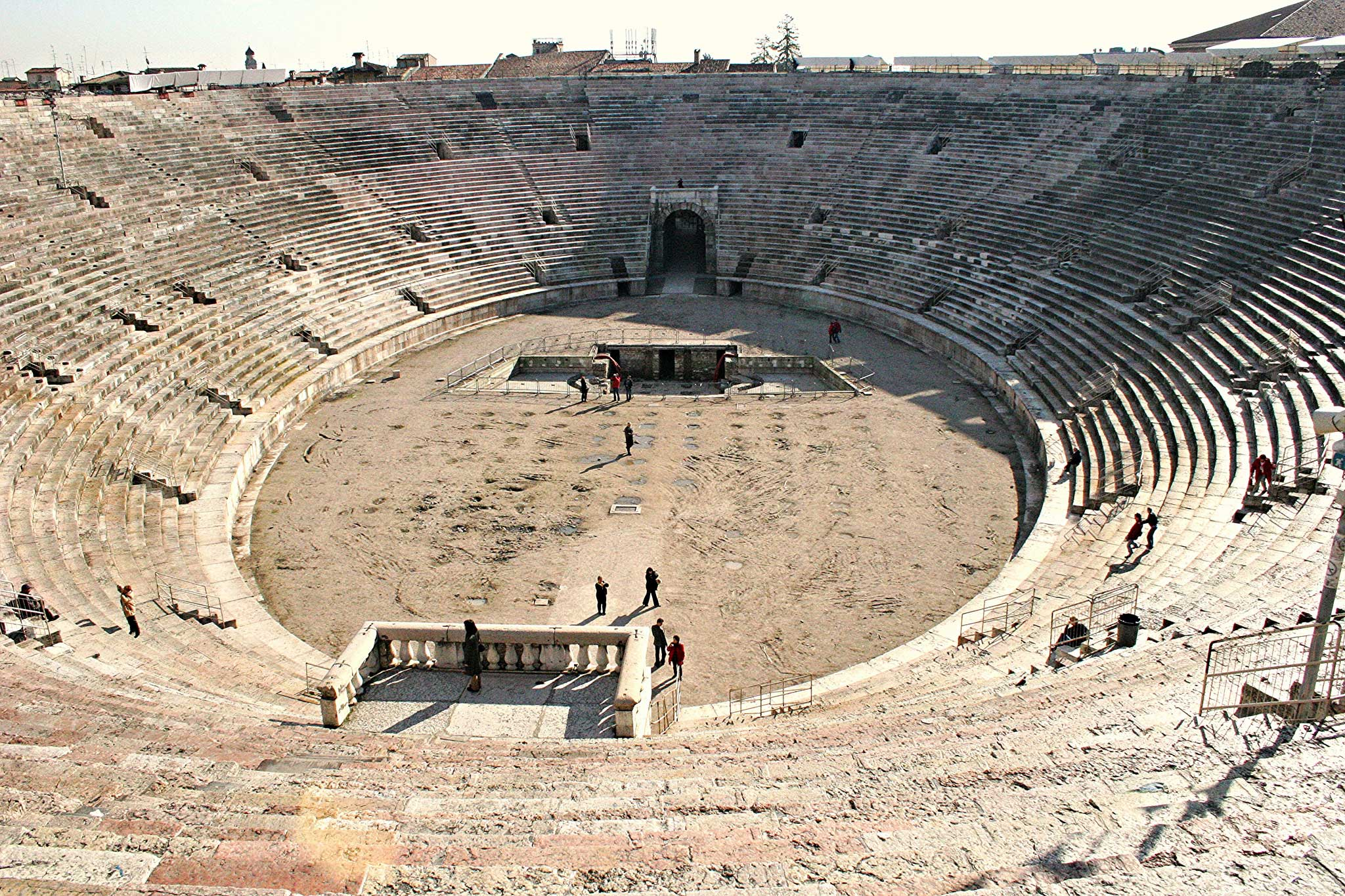 Roman Verona Arena, Piazza Bra, Veneto