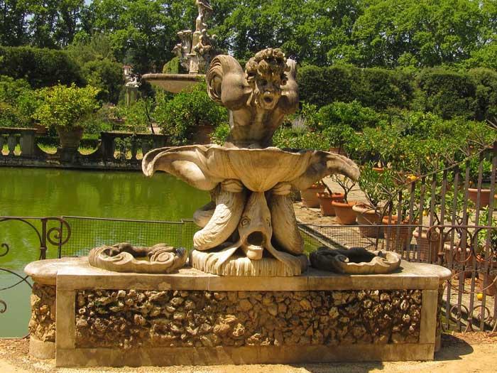 Boboli Gardens - Giardini di Boboli