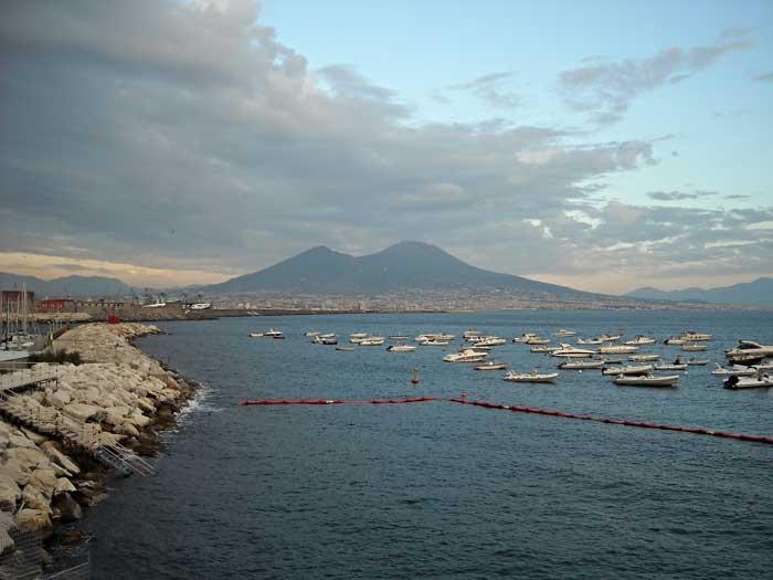 Awe-Inspiring Vesuvio, Golfo di Napoli, Italy