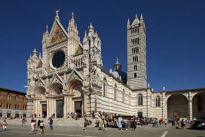 Siena Cathedral, Tuscany