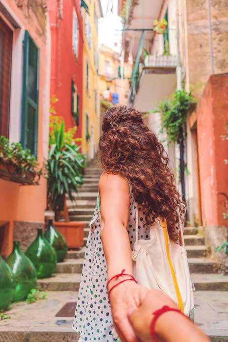 Peaceful Intimacy in Monterosso al Mare