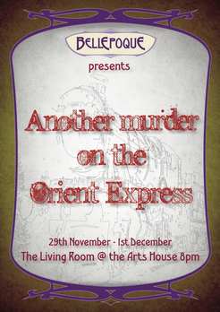 Another murder on the Orient Express