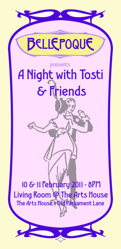A Night with F.P. Tosti & Friends