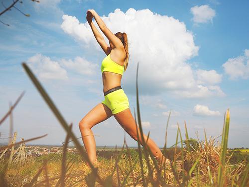 Cviky na pevná stehna a zadek
