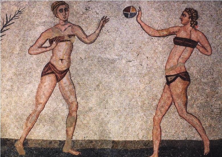 Historie sportovní podprsenky