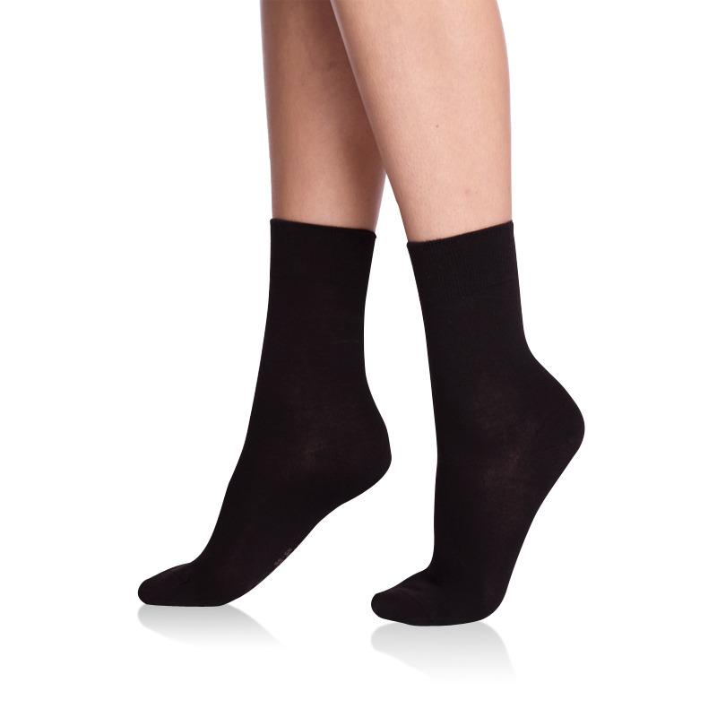 Vysoko kvalitné dámske bavlnené ponožky