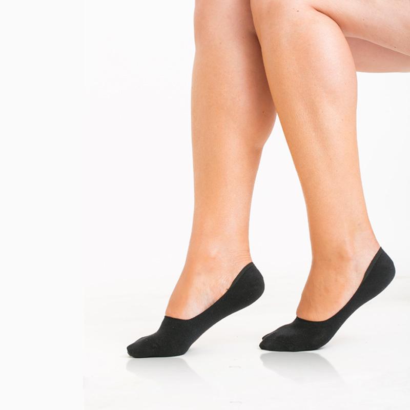 Dámské neviditelné ponožky vhodné do sneaker bot