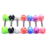 Tornado UV Barbell / Tongue Ring image