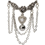 Vintage Chandelier Top Down Belly Ring image