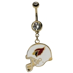 NFL Belly Ring Arizona Cardinals image