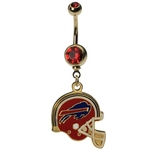 NFL Belly Ring Buffalo Bills image