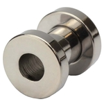 4 Gauge Screw Fit Flesh Tunnel Surgical Steel image