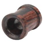 2 Gauge Organic Sono Wood Tunnel Ear Plug image