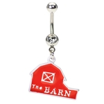 Barn Belly Button Ring image
