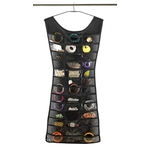Little Black Dress Hanging Jewelry Organizer image