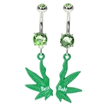 Best Buds Belly Button Rings image