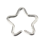 Clip On Cartilage Earring Star image